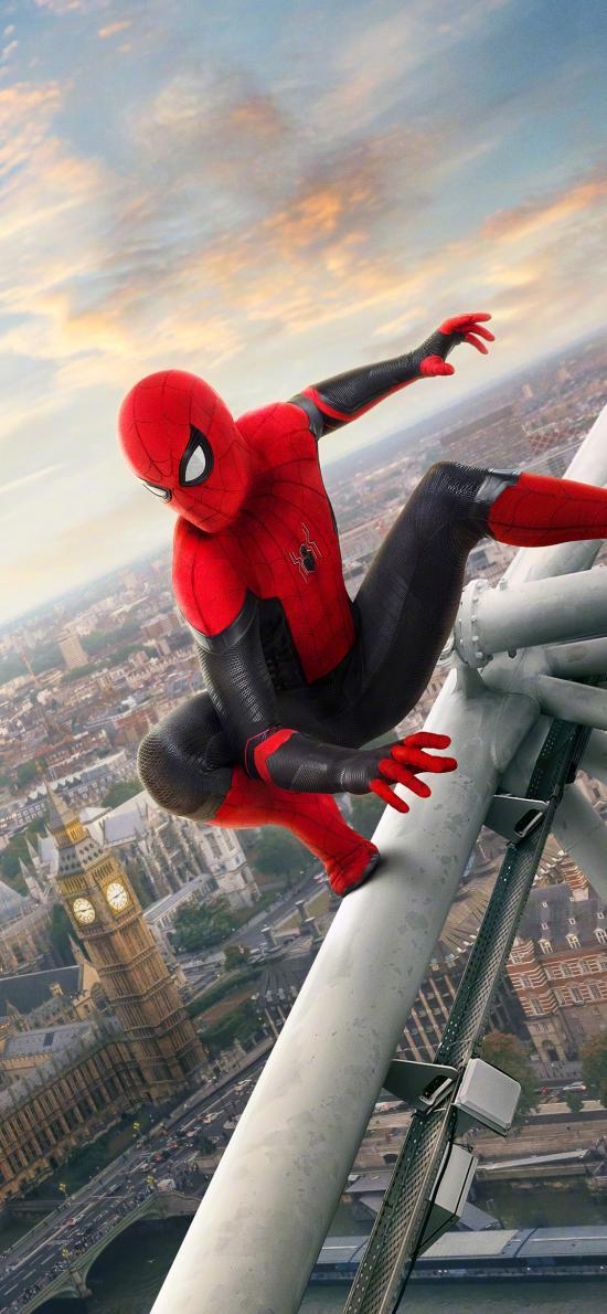 蜘蛛侠 英雄远征 欧美 超级英雄 漫威 电影