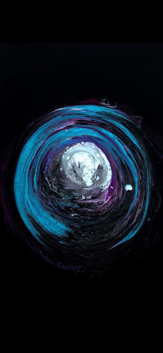 苹果 色彩 渲染 蓝色