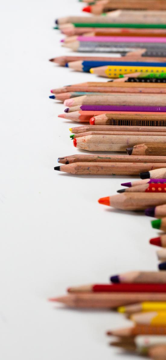 彩笔 铅笔 彩铅 文具