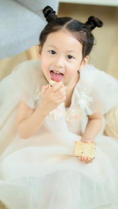 石雨鑫 小咪 小女孩 可爱 萌 儿童