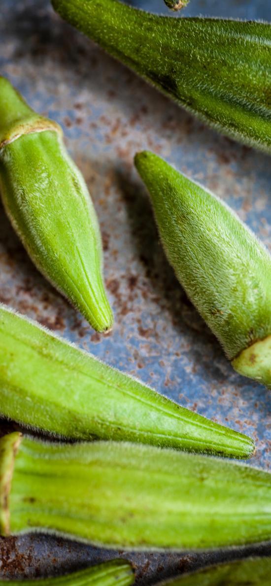 食材 蔬菜 营养 秋葵