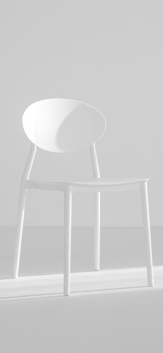 空间 家具 椅子 白色 简约