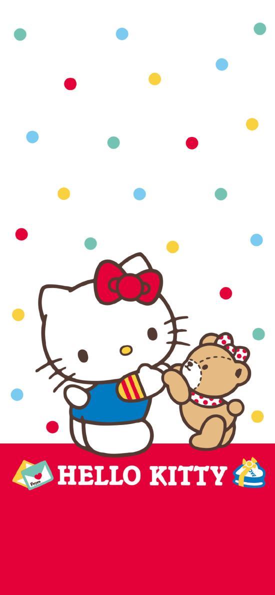 Hello Kitty 红色 凯特猫 日本 动画