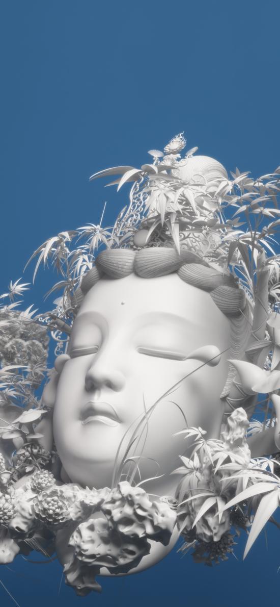 3D 技术 佛像 信仰