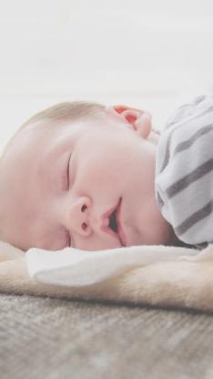 宝宝 萌 婴儿 睡梦 可爱