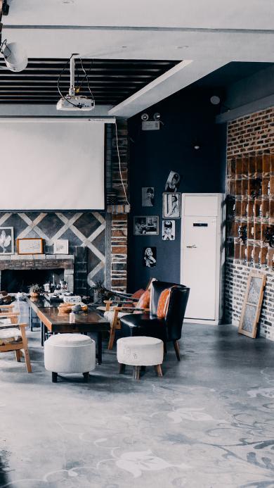店铺 装修 设计 桌椅 风格