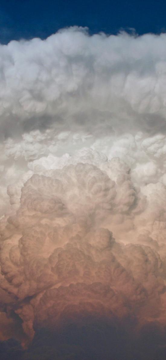 天空 云朵 白云 自然美景