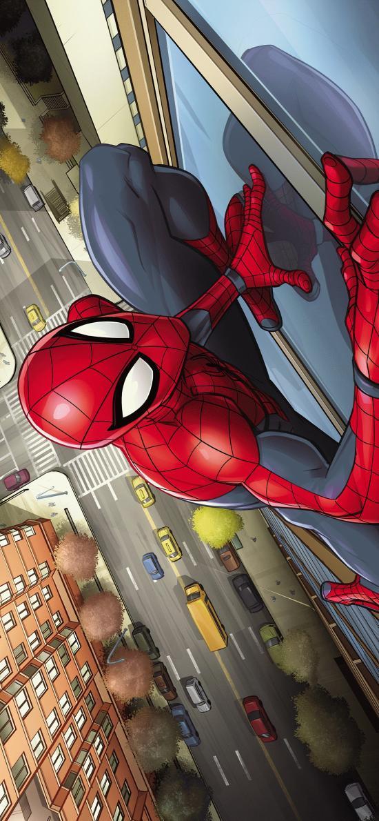 蜘蛛侠 漫威 欧美 超级英雄
