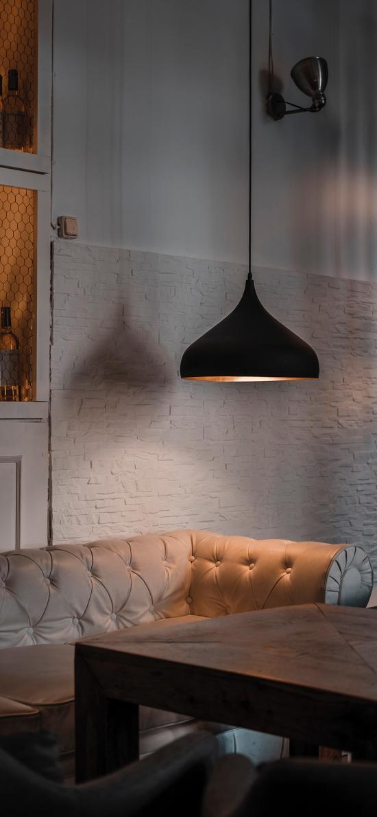 家居 沙发 吊灯 照明