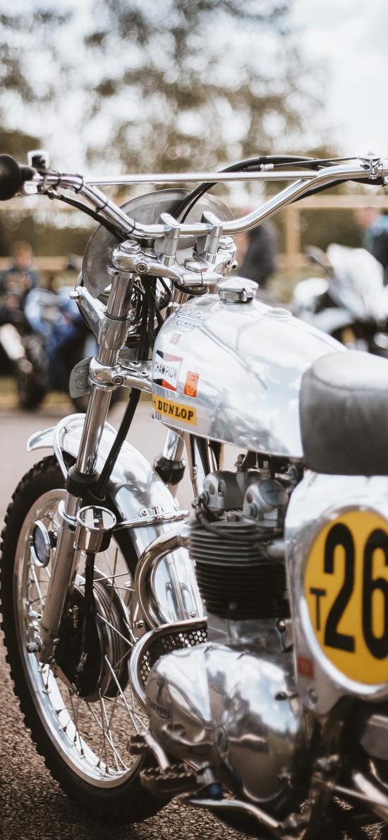 摩托车 机车 26 街道