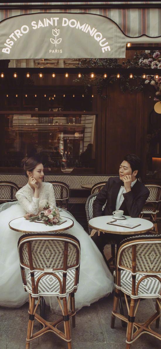 郎朗 夫妻 夫妇 吉娜·爱丽丝 钢琴家 爱情