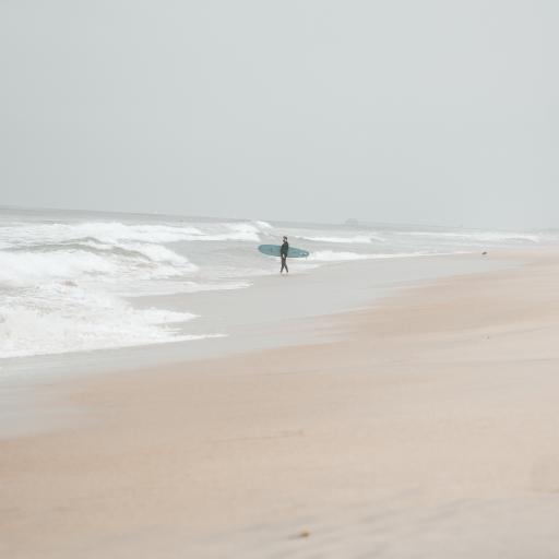 沙滩 海岸 冲浪 海浪