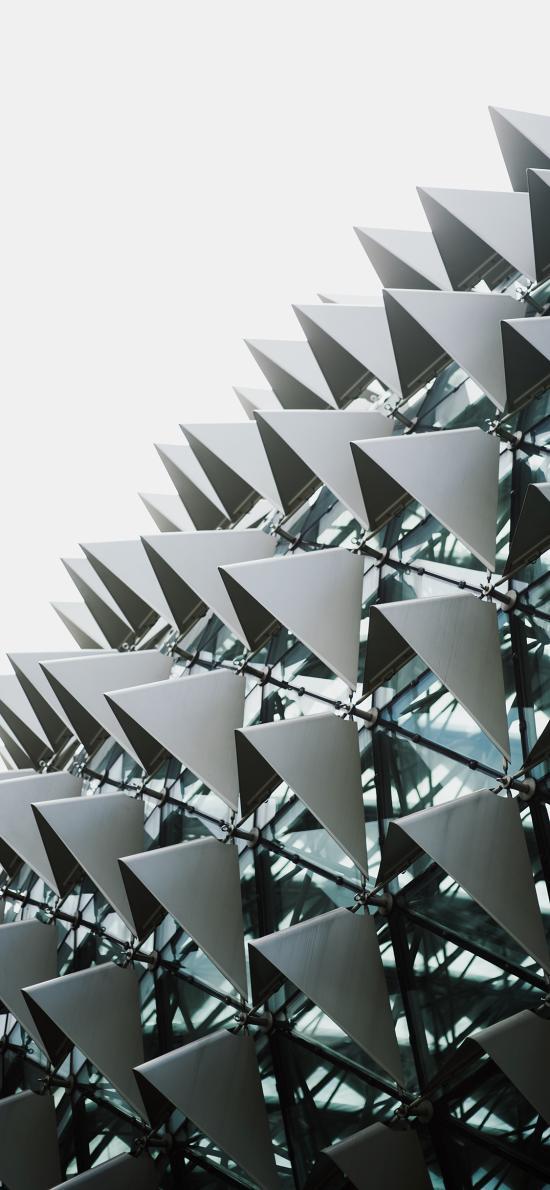 建筑 现代 设计 尖锐
