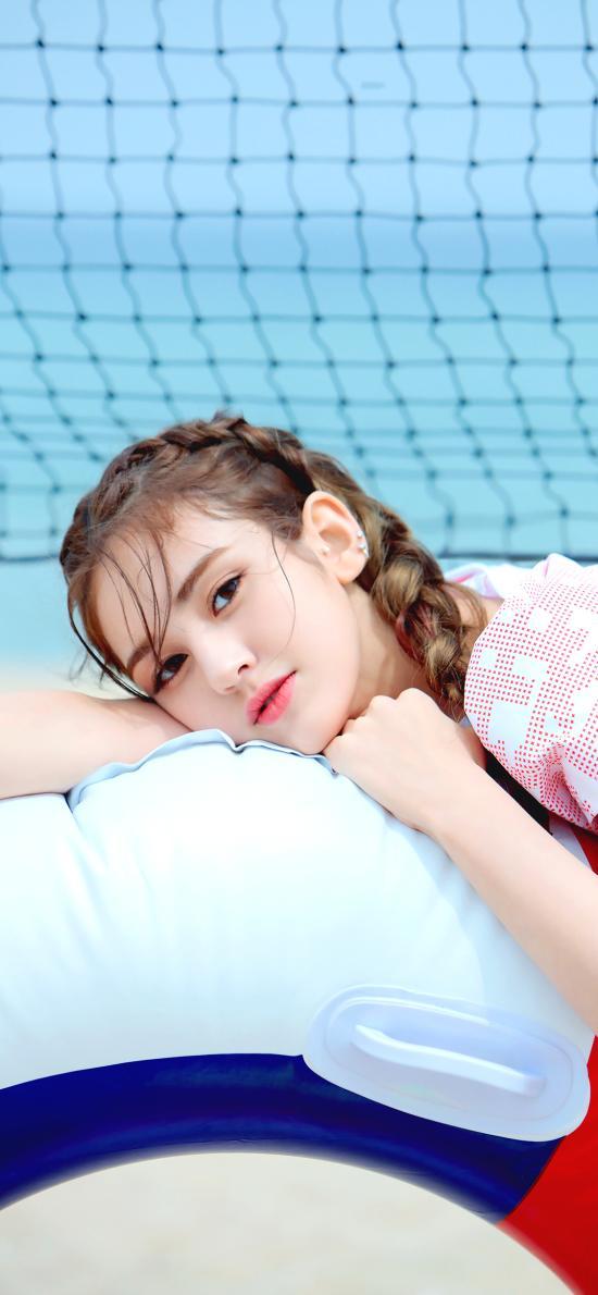全昭弥 Somi 韩国 歌手 明星 艺人