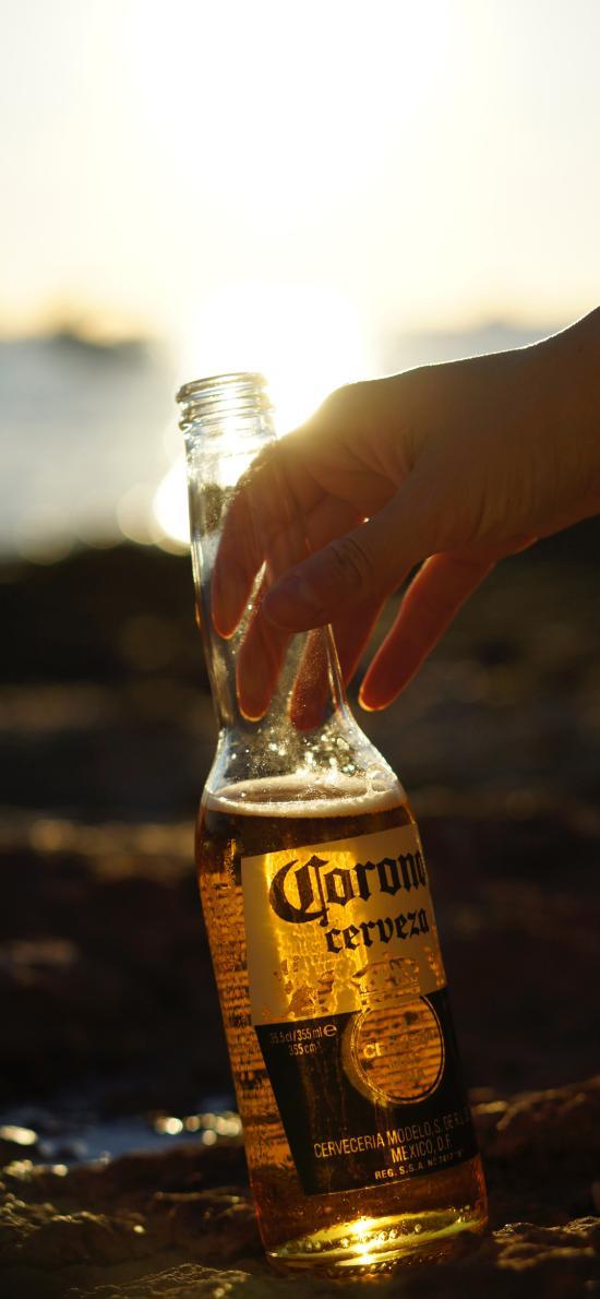饮品 啤酒 酒精饮品 玻璃瓶