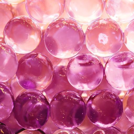 渐变 吸水珠 水晶泥 圆珠