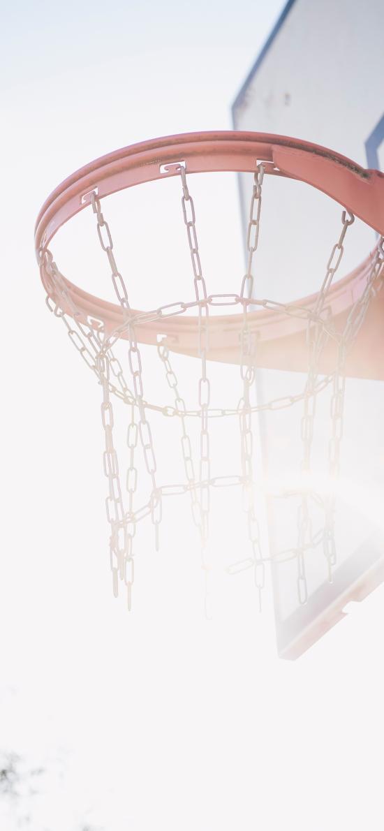 球框 篮球 球场 场地