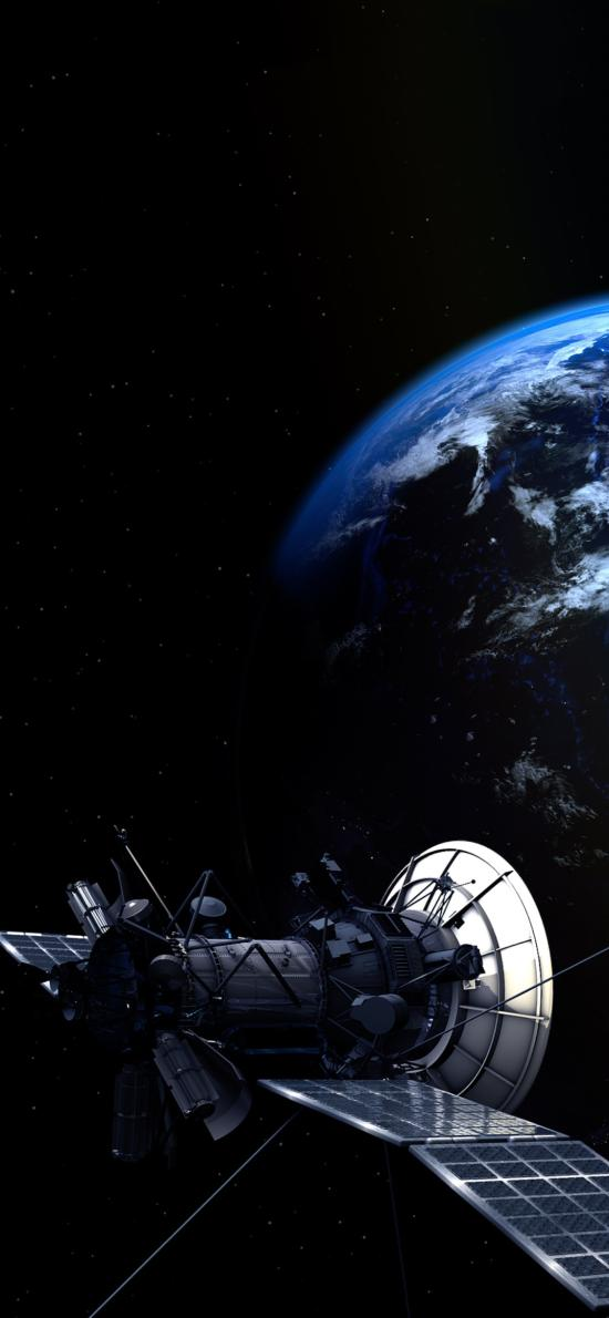 宇宙飞船 太空 地球 探测 科学