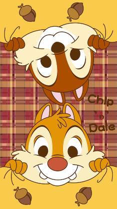 迪士尼 松鼠 chip daie 奇奇蒂蒂