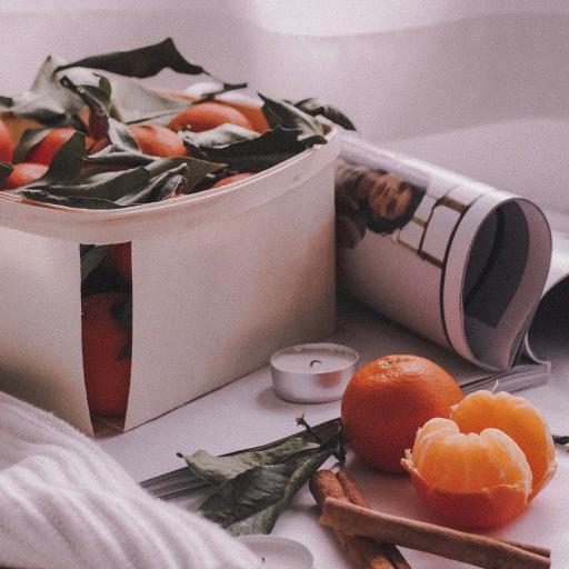 水果 柑橘 橘子 桔子 桂皮