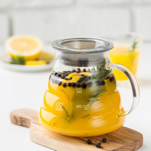 果茶 茴香 柠檬 干果
