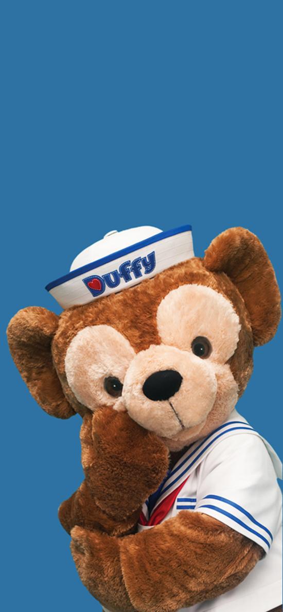 迪士尼 Duffy 达菲熊(取自微博:G195)