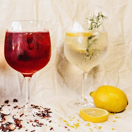 果汁 柠檬 酒杯 水果