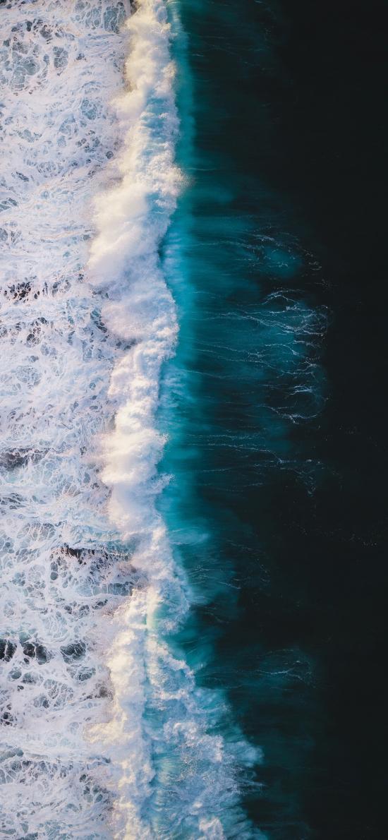 海浪 浪花 海洋 大海