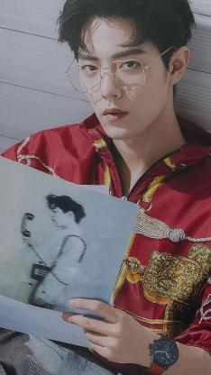 艺人 X玖少年团 肖战 演员 歌手