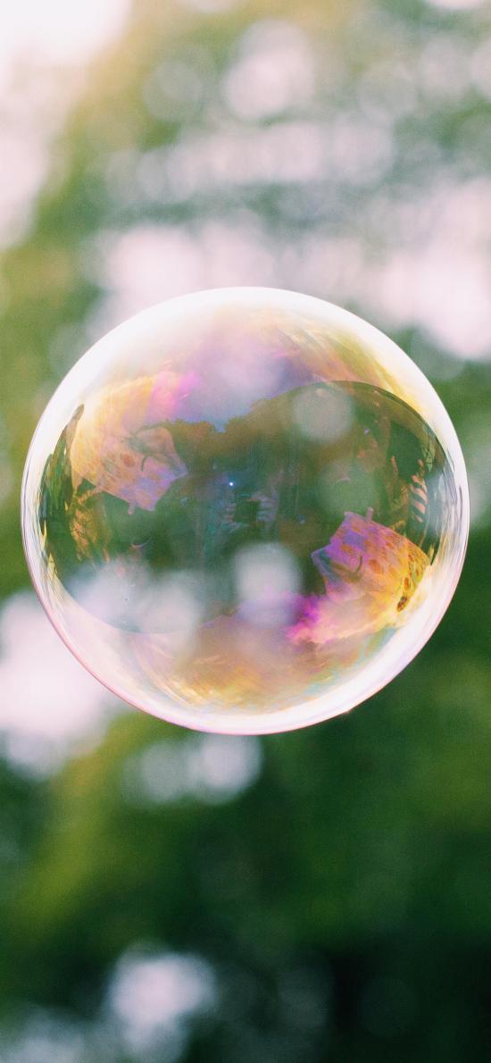 气泡 漂浮 透明 浪漫