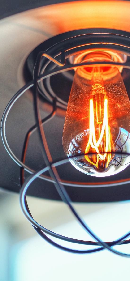 灯泡 照明 吊灯 光亮