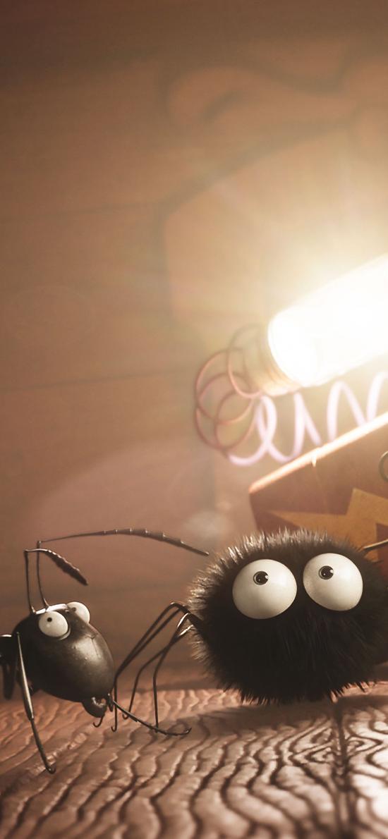 海报 昆虫总动员2 动画 电影 蚂蚁
