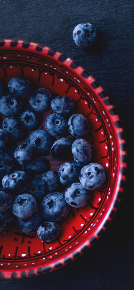 蓝莓 水果 颗粒 健康