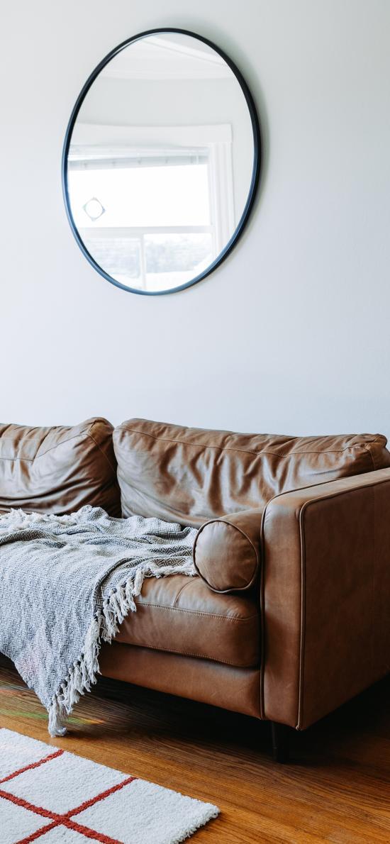 家居 沙发 毛毯 简约