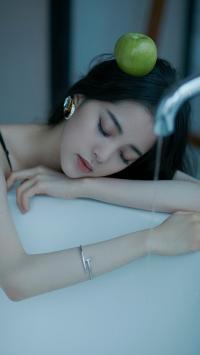 欧阳娜娜 青苹果 演员 艺人