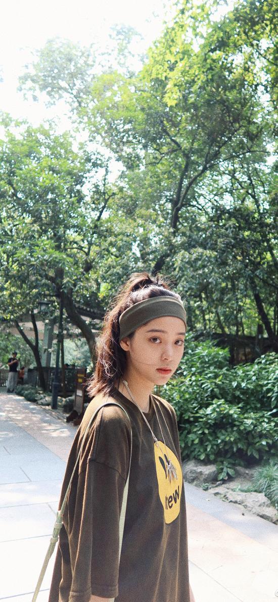 演员 艺人 欧阳娜娜 歌手