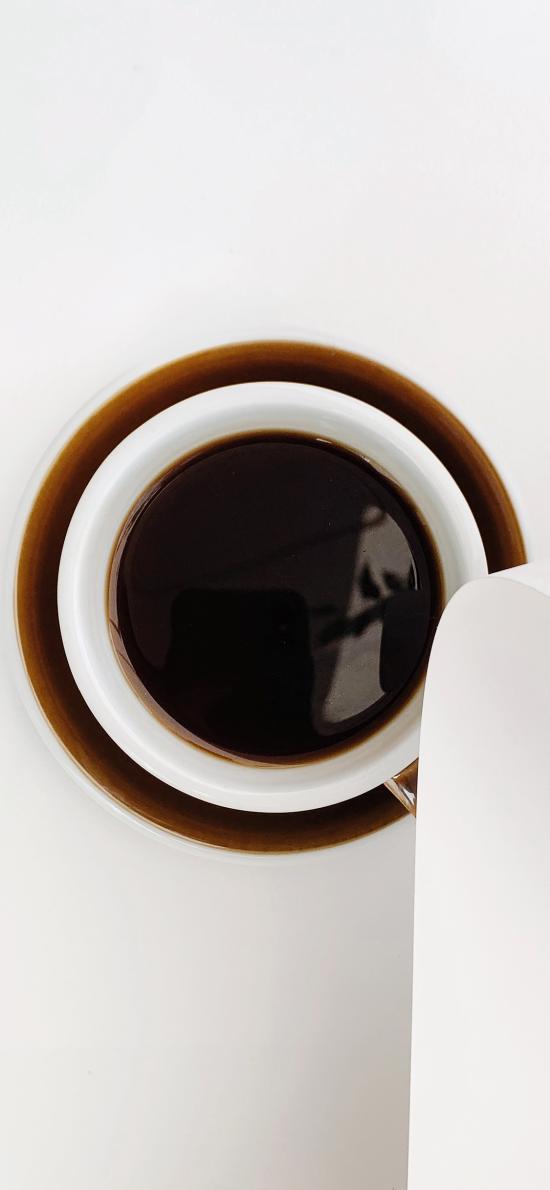 陶瓷杯 饮品 咖啡 黑咖