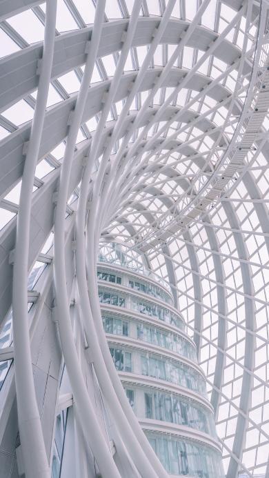 建筑 凤凰中心 国际传媒 设计