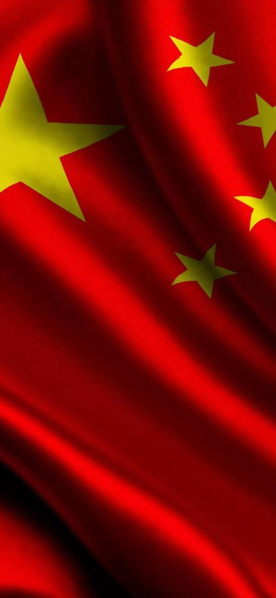 中国国旗 五星红旗 祖国  国旗