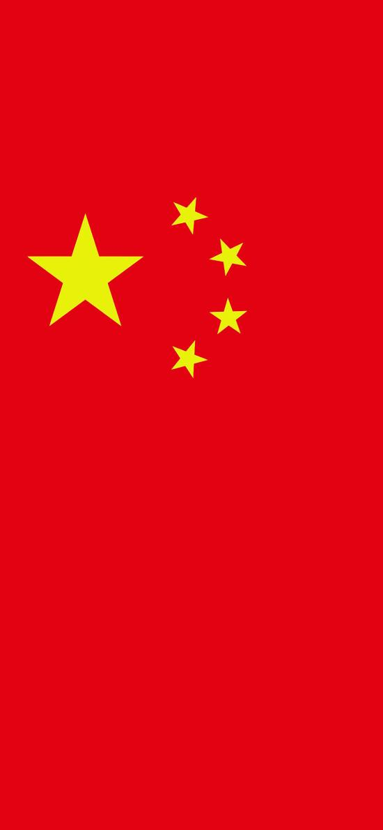 中国国旗 国旗 祖国 红 五星红旗
