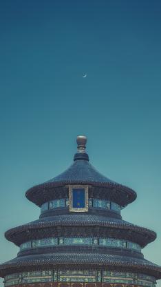 建筑 景点 天坛 北京