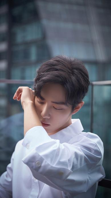 艺人 演员 歌手 肖战 X玖