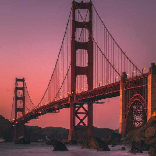 金门大桥 旧金山 海岸 大桥
