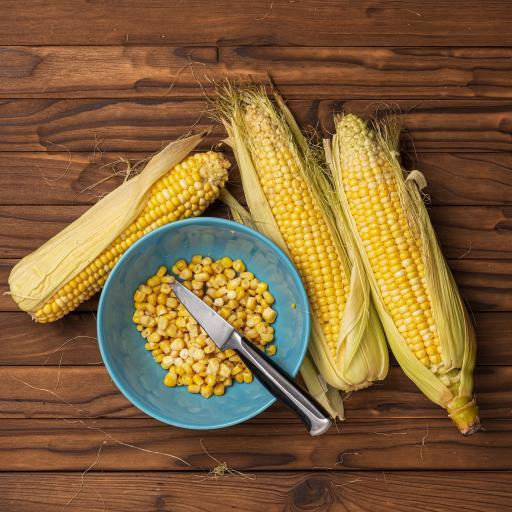 玉米 包谷 颗粒 粮食