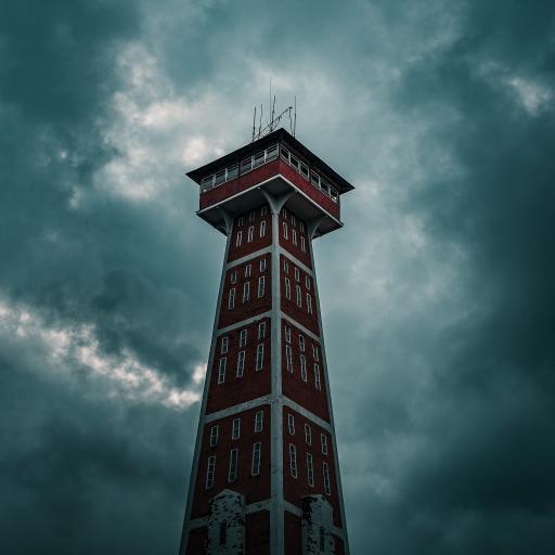 塔楼 建筑 高楼 观景