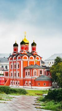 建筑 教堂 异域 色彩 设计