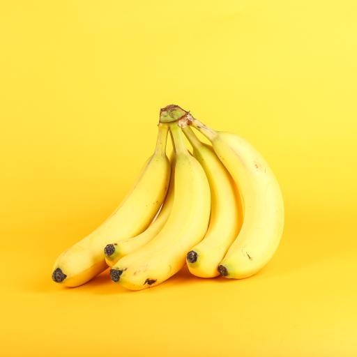 香蕉 水果 新鲜 黄