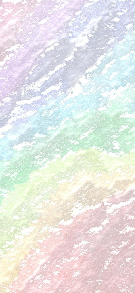 简约 渐变 色彩 暖色