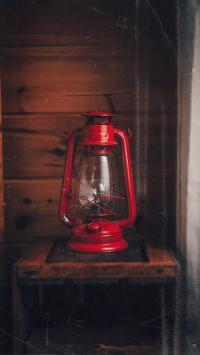 油灯 灯具 木质 静物
