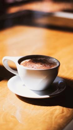 饮品 咖啡 提神 阳光